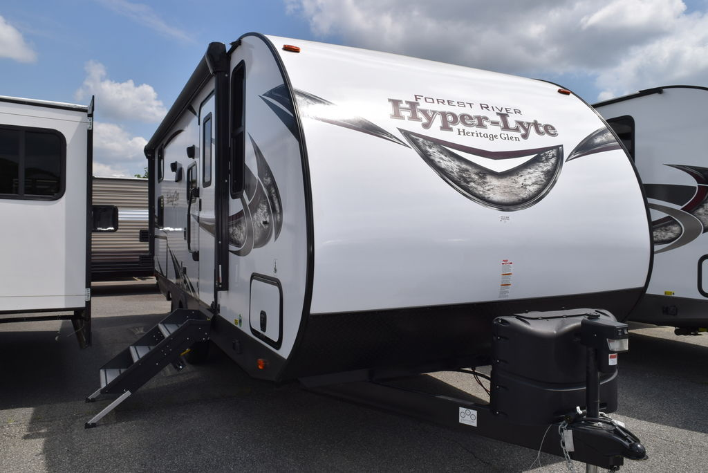 2019 FOREST RIVER HERITAGE GLEN 24BHHL - Three Way Campers