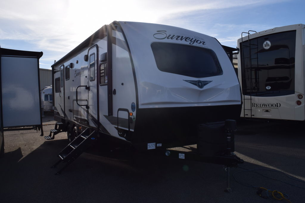 2019 Forest River SURVEYOR 250FKS - Three Way Campers