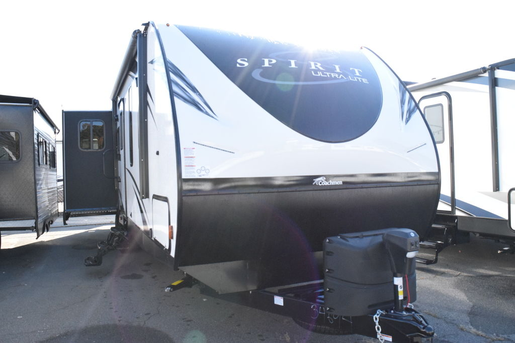 2019 Forest River SURVEYOR 271RLS - Three Way Campers