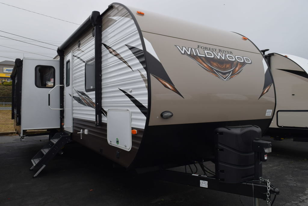 2019 Forest River WILDWOOD 27REI - Three Way Campers
