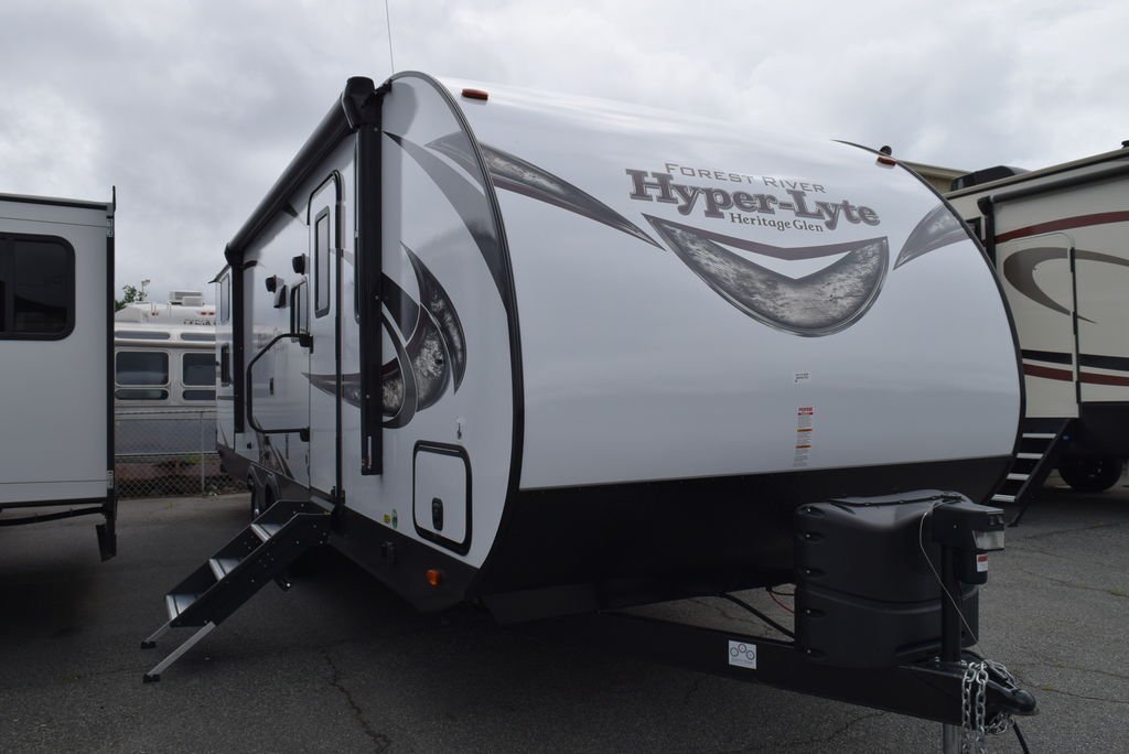2019 Forest River HERITAGE GLEN 29BHHL - Three Way Campers