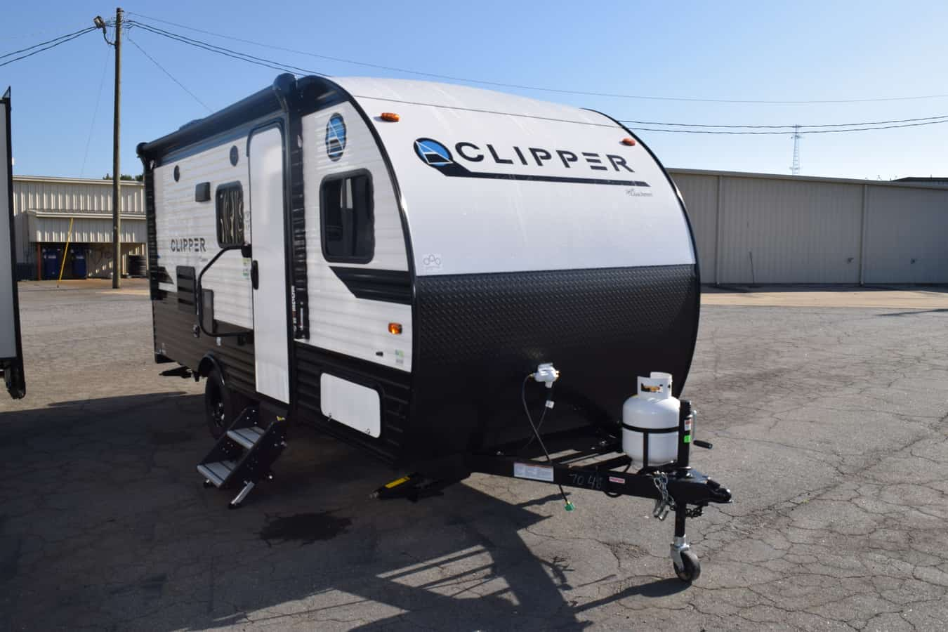 NEW 2021 Forest River CLIPPER 17BH