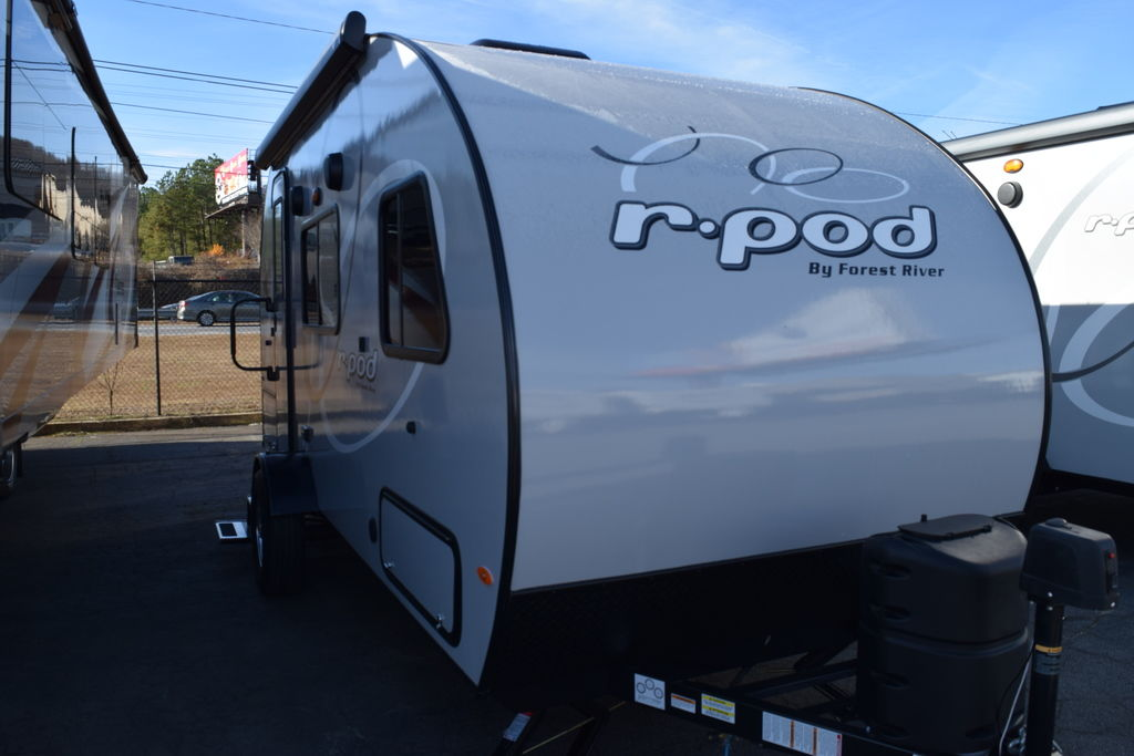 2019 Forest River R-POD RP-180 - Three Way Campers