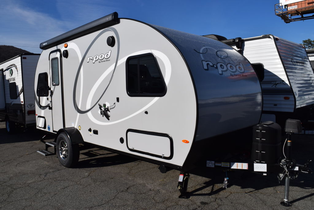 2019 Forest River R-POD RP-190 - Three Way Campers