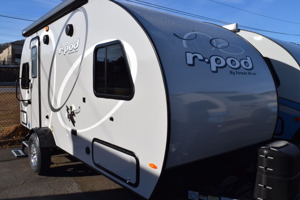 2019 Forest River R-POD RP-191 - Three Way Campers