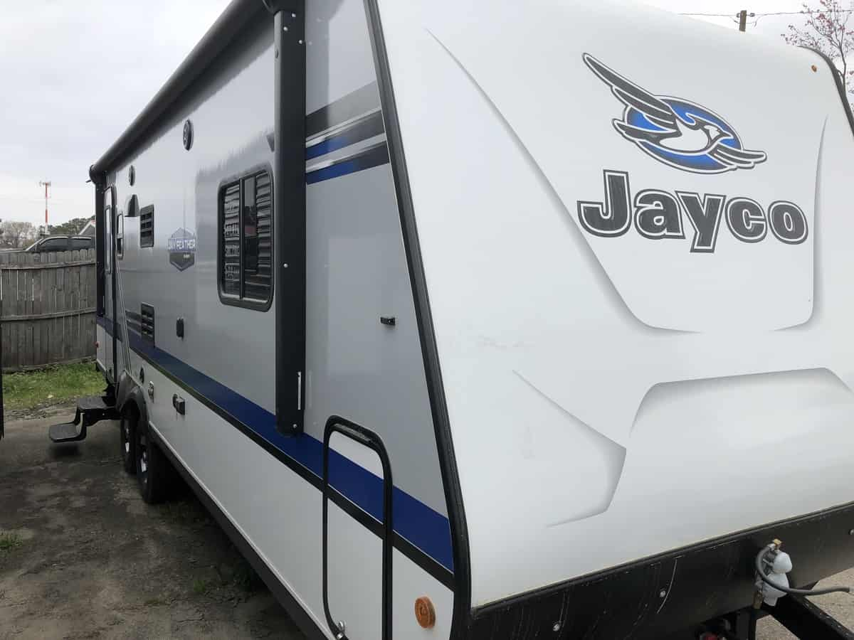 NEW 2018 Jayco Jay Feather 7 23RD