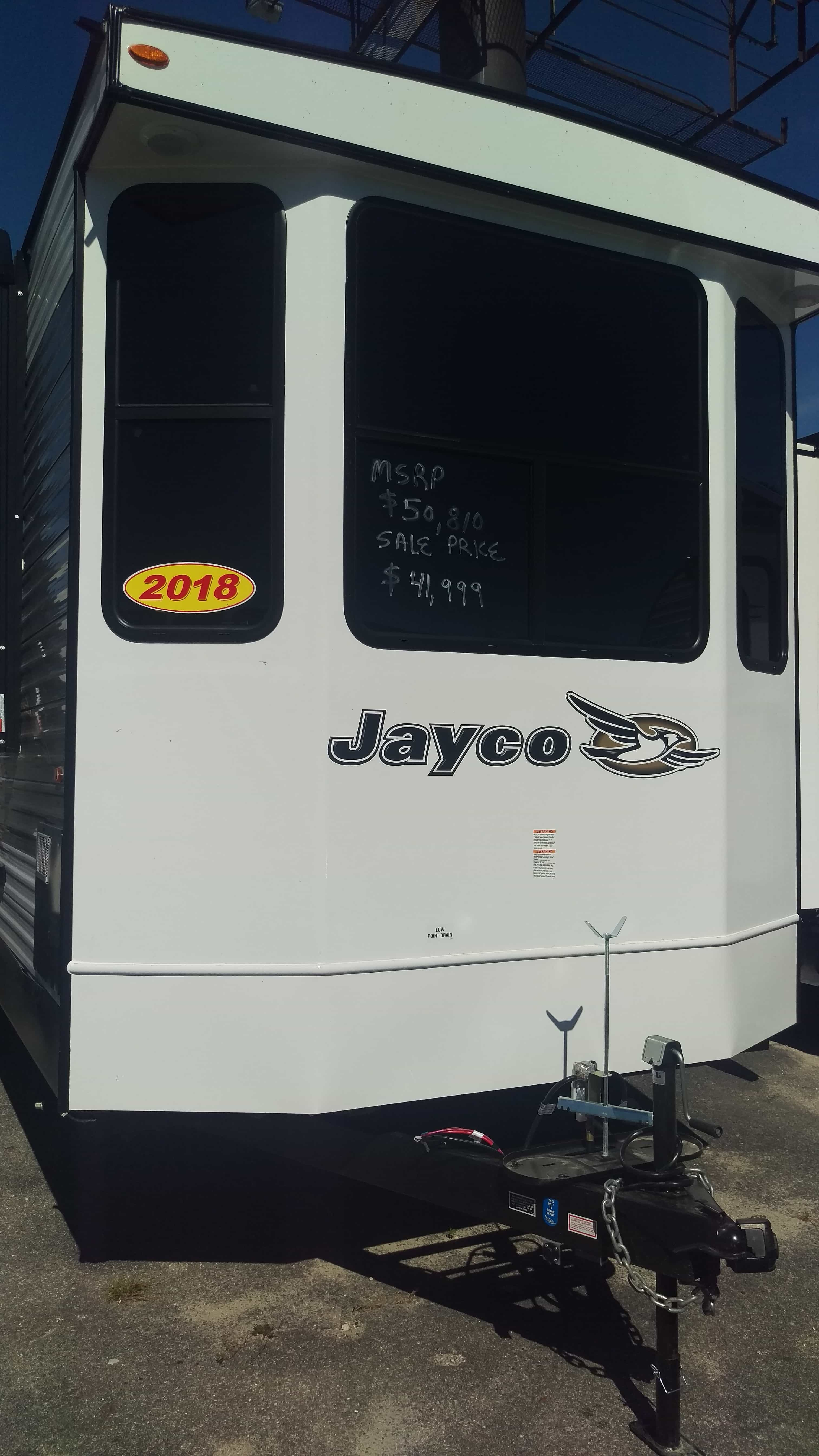 NEW 2018 Jayco Jay Flight Bungalow 40BHTS