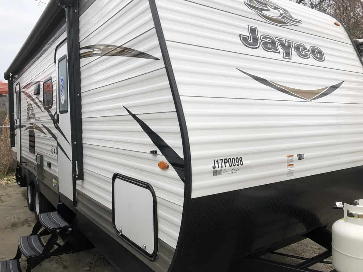 NEW 2018 Jayco Jay Flight SLX 244BHS