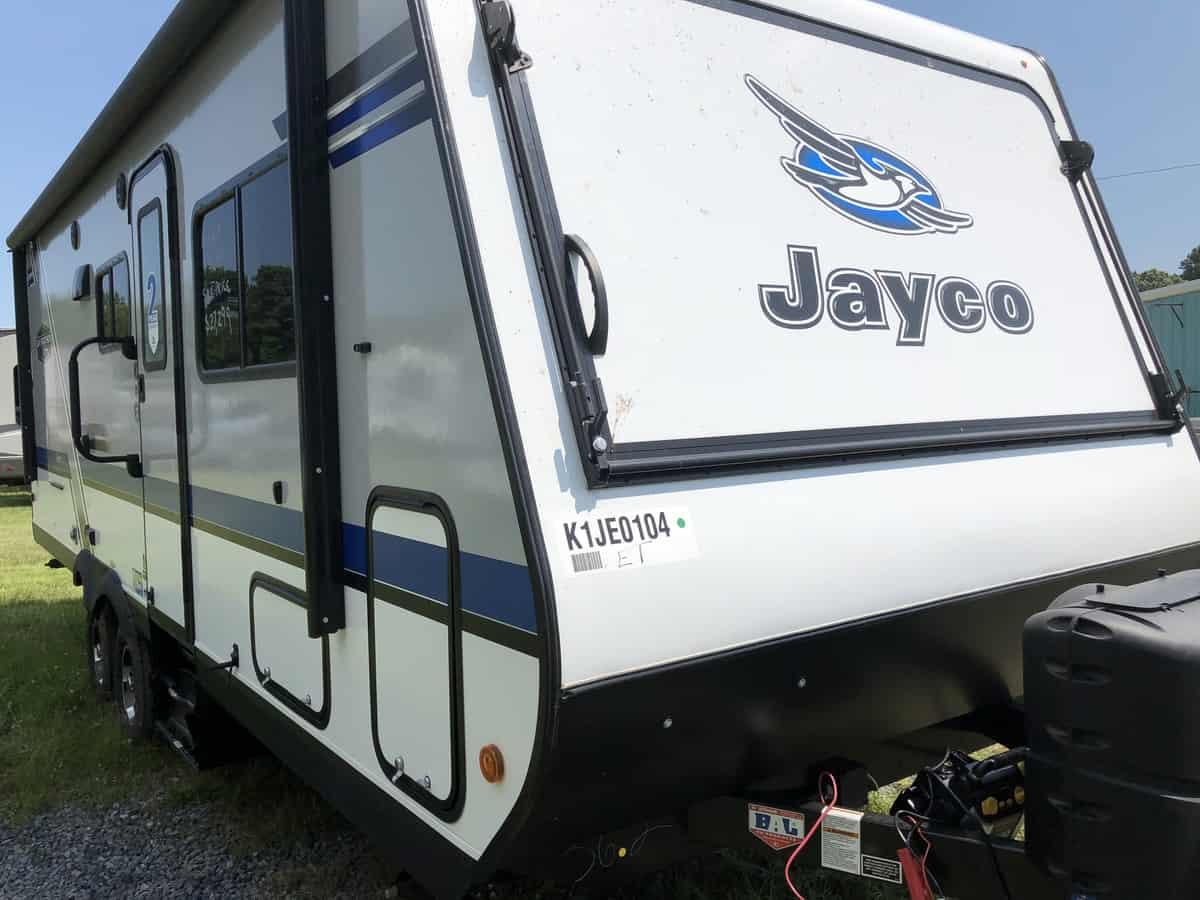 NEW 2019 Jayco Jay Feather X23E