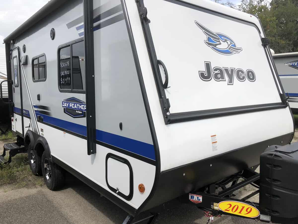 NEW 2019 Jayco Jay Feather X19H