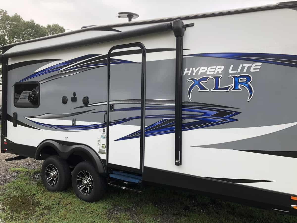 USED 2016 Forest River XLR HYPERLITE 18HFS