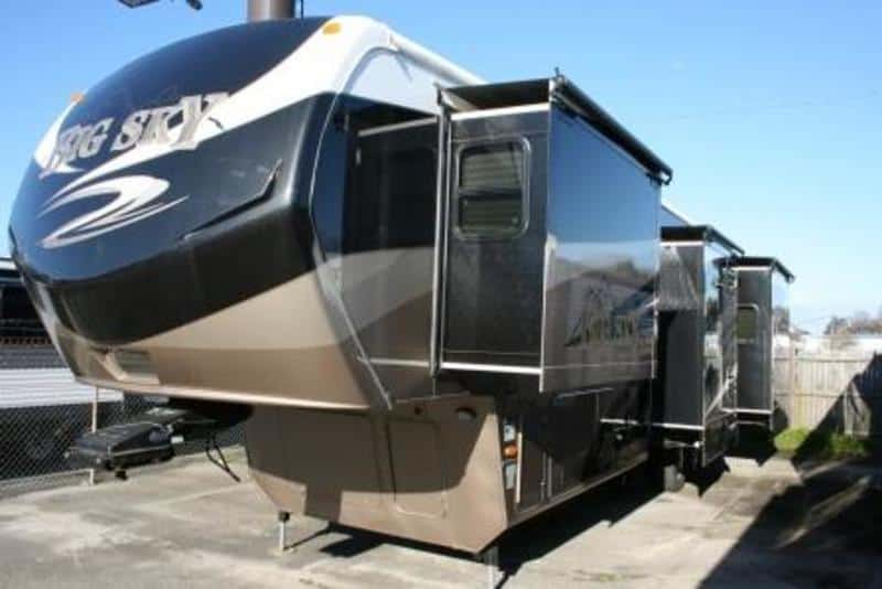 USED 2013 Keystone RV Montana 3625RE