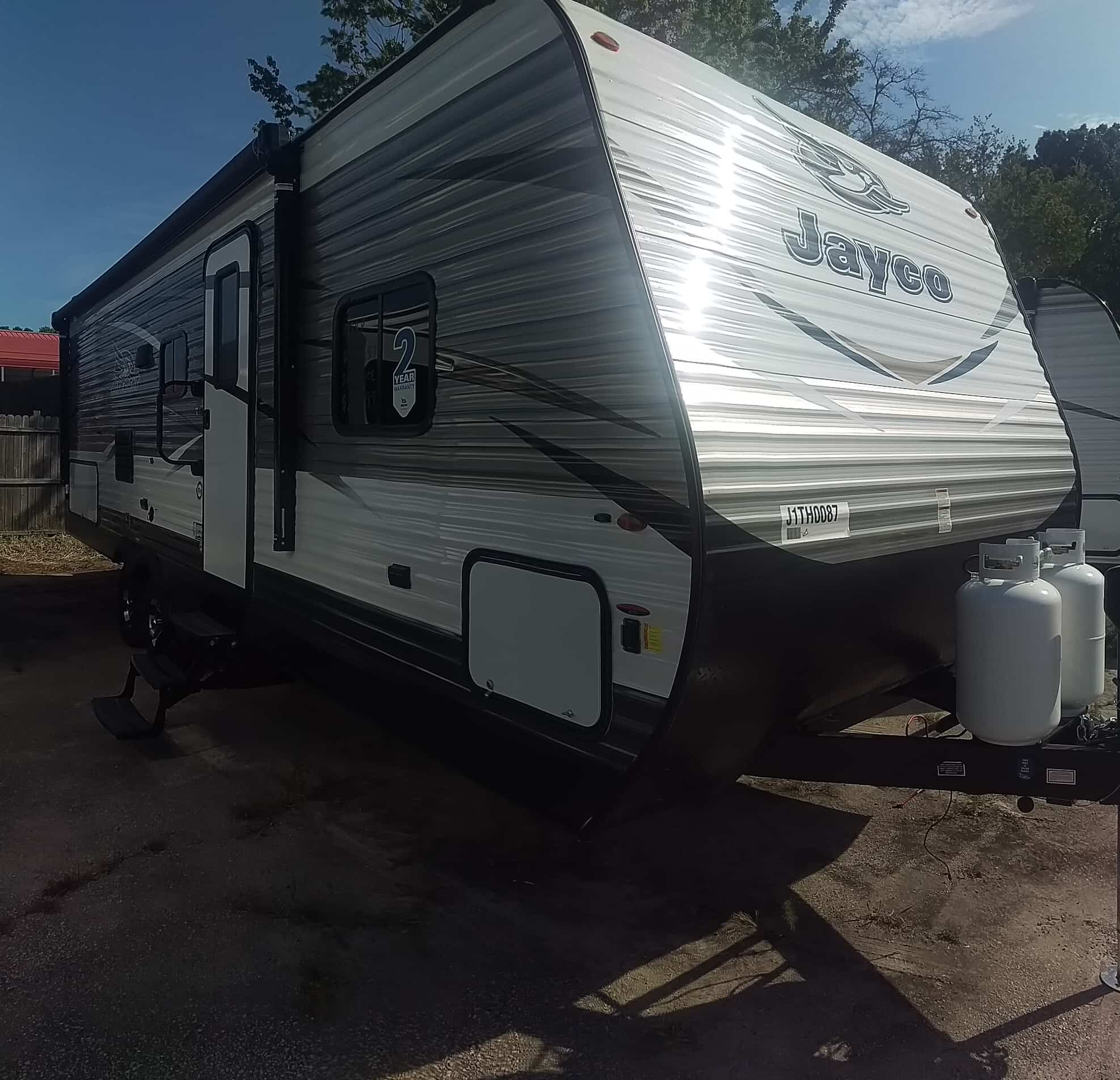 NEW 2018 Jayco Jay Flight 27BHS