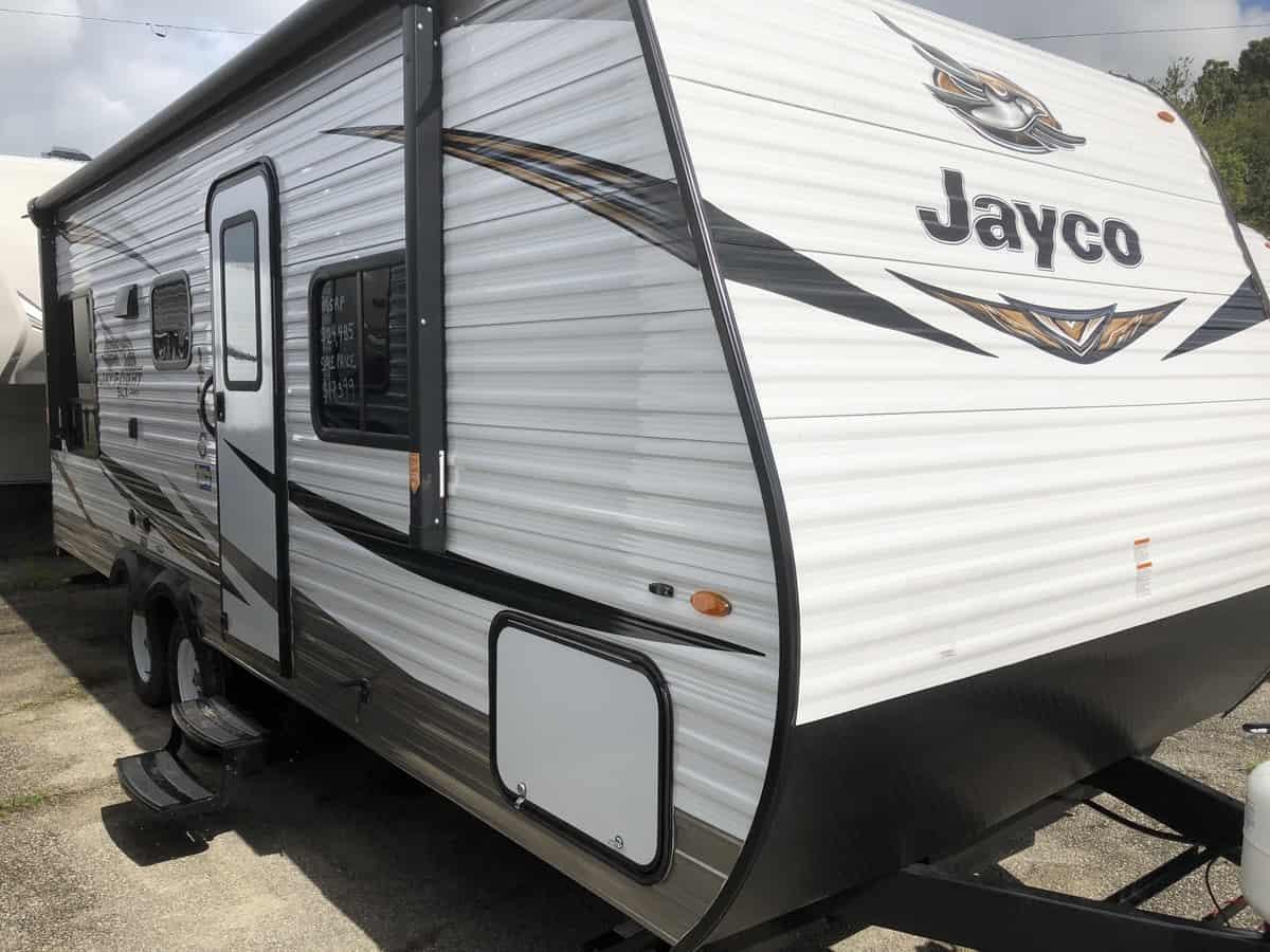 NEW 2019 Jayco Jay Flight 212QB