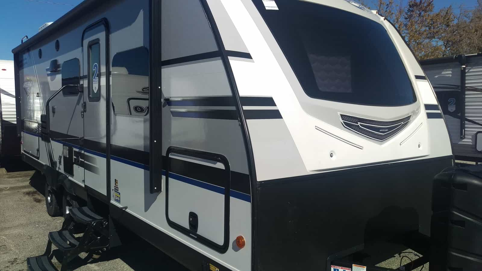 NEW 2018 Jayco White Hawk 23MRB